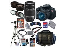 Want to win a Canon EOS REBEL T4i 18.0 MP CMOS Digital Camera? Head over to this link: http://www.giveawaybandit.com/canon-eos-rebel-t4i-giveaway-event/