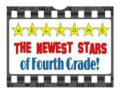 Hollywood Theme Classroom Printables | Fun Hollywood Classroom Theme Set - Mrs Chief - TeachersPayTeachers ...