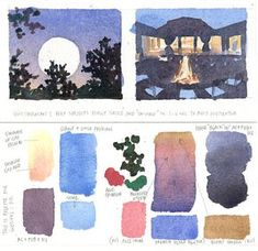 15 Of The Dumbest Things You'd Ever Want To Know About Watercolor Technique...That Work Every Time — Akers Architectural Rendering