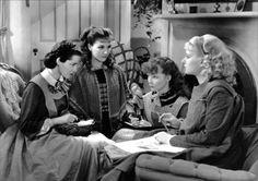 Little Women... I have this movie.. my favorite. Katharine Hepburn as Joe.