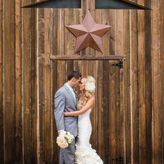 Rustic chic wedding {photo credit: Leif Brandt Photography}