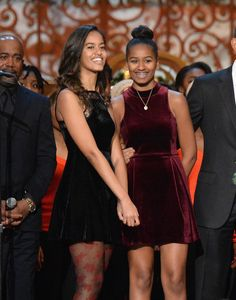 First Daughters Malia and Sasha Obama - soooo in love with their style!