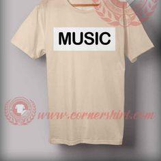 Music T shirt //Price: $14.50//     #hoodie