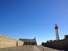 Pointe Saint-Mathieu, Chapelle et phare - 2013