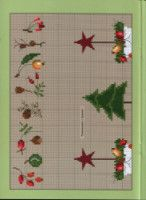 Advent 3 of 4 Cross Stitch Christmas Cards, Xmas Cross Stitch, Cross Stitch Books, Cross Stitch Flowers, Christmas Cross, Cross Stitch Charts, Cross Stitching, Cross Stitch Embroidery, Cross Stitch Patterns