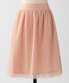 love the color =)Take a look at this Amberlight Just Dance Skirt by Down East Basics on #zulily today!