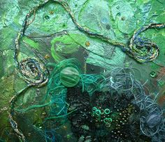 Detail Danger at sea 5 by Karen Cattoire, via Flickr