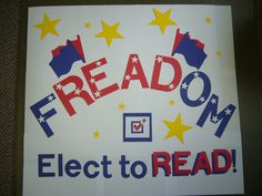 Elect to Read poster