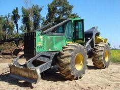 Erb Equipment Company - John Deere 648H