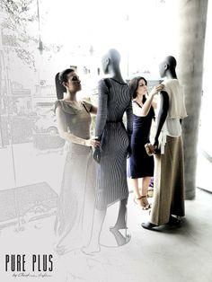 Fashion, Beauty and amazing Ioanna Kourbela's Clothing at Pure Plus Store, Laodikis 41, Glyfada, Greece, 2108983296