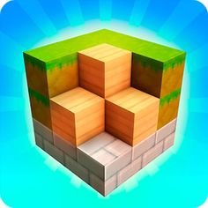 Block Craft 3D: Building Game APK MOD v2.12.5 (Dinero infinito) Ipod Touch, Xbox, City Building Game, 3d Building, Minecraft 9, Mojang Minecraft, Talking Tom 2, Construction Games, Iphone