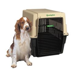 Remington Plastic Pet Carrier, Intermediate - Tractor Supply Online Store