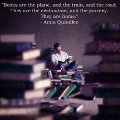 A book can be your soul mate can't it?