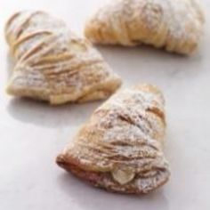 Lobster Tail's ~ Italian pastry.