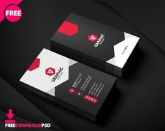 Stylish corporate business card business journal business card free download designer business card fbccfo Images