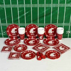 Washington State Cougars Ultimate Tailgate Party Pack