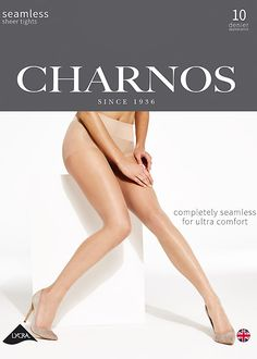 Charnos Seamless She