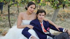 Isabelle Daza and Adrien Semblat's Wedding in Italy is Every Girl's Dream Wedding Italy Wedding, Girls Dream, Every Girl, Newlyweds, Ph, Celebrity Style, Dream Wedding, Culture, Weddings