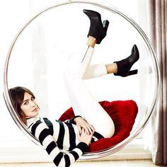 Alexa Chung Inspiration : Photo