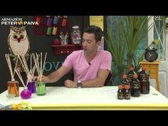 Aromatizador ou Difusor de Varetas As dicas e Truques de Peter Paiva para você arrasar no aromatizador de Varetas. O tamanho e o tipo ideal da vareta. Quanto...