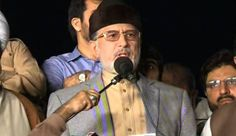 Mission to 'liberate' Pakistanis to continue: Qadri |