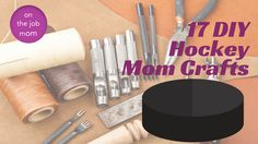 A guide to the most creative and fun crafts for moms and their little hockey stars Hockey moms are big fans, and their enthusiasm doesn't stop when they leave the rink. They rise to the occasion when hockey sticks break, jerseys retire, and pucks want to be remembered. We all know how short our …