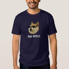 Doge: Deal With It. Tshirt
