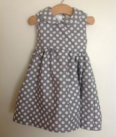 Baby party dress  various sizes available by Albamakes on Etsy, £35.00