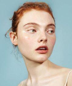 What redheads know about making fair skin look GREAT