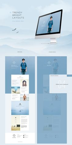 Hydrus in ThemeForest Designed byJulián Pascual| Webs…