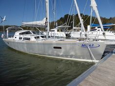 Great boat for distance cruising.