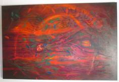 Corazón reloj Óleo sobre lienzo 100 x 132,5 cms 2008 - 2013