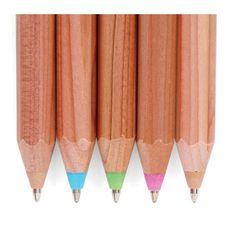 Kikkerland Wooden Ballpoint Pen