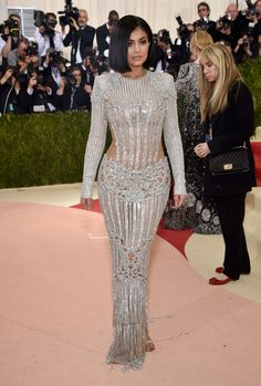 See All the Looks From the 2016 Met Gala Red Carpet: Kylie Jenner
