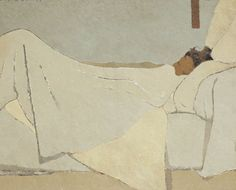 Edouard VUILLARD - au lit