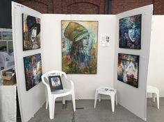 exhibition - blog | Mixed Media Art by Jenny Grant