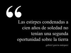 Gabriel Garcia Marquez || Cien Años de Soledad