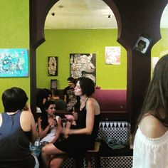 Jueves de Pinchos en La Otra, bocaus con rasmia (calle Don Teibaldo 16) #zaragoza