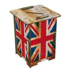 "Werkhaus Shop - Twinbox - 148 ""Union Jack"""