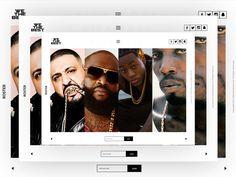 Music Label Website