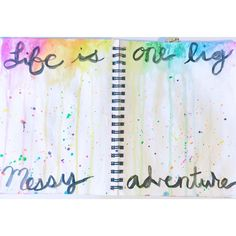 Life can be messy and crazy but I wouldn't trade it for anything! Loving the life I am living  #art #arts #artsy #artist #artjournal #artjournaling #mixedmedia #gelatos #phx #localfirst #arizona #azartist