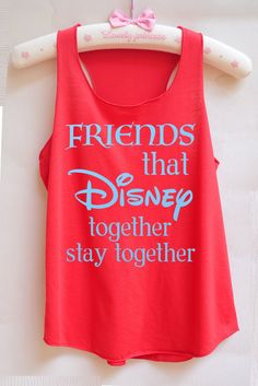 Flock Friends that disney together stay together  - Disney shirt,Disney tank top,Princess shirt,Princess tank top,Christmas shirt,birthday by RainbowTank on Etsy https://www.etsy.com/listing/497629611/flock-friends-that-disney-together-stay
