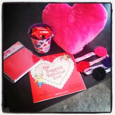 All Things Valentine's!