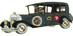 La Antigualla Blindada (7): Conducido por Magio y sus Pandilleros, unos mafiosos bastante petizos. Sin embargo no hacían juegos sucios para ganar las carreras