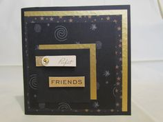 Friendship card Perfect Friends by JessieAndMarieCards on Etsy, $12.00 www.etsy.com/shop/JessieAndMarieCards