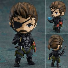 AmiAmi [Character & Hobby Shop] | Nendoroid - Metal Gear Solid V: The Phantom Pain: Venom Snake Sneaking Suit Ver.(Pre-order)
