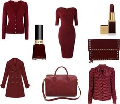 Fall Trend: Oxblood