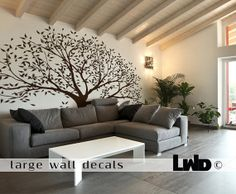 paint a tree like this on wall with pew? family tree?
