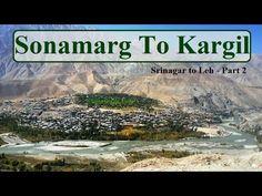 Srinagar to Leh (2) SONAMARG - ZOJI-LA PASS - DRASS - KARGIL OCT'17   सो...