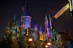 The Wizarding World of Harry Potter at Universal Studios, Florida